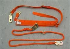 速差式单腰安全带 安全带安全绳