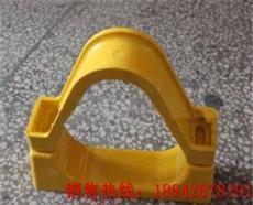 供应玻璃钢电缆夹具 复合材料FJGH-3电缆固定抱箍