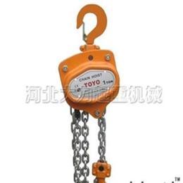 5噸東洋手動環鏈起重葫蘆/倒鏈導鏈/行車葫蘆