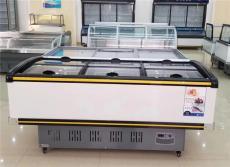 鄭州島柜臥式展示柜冰柜批發零售廠家