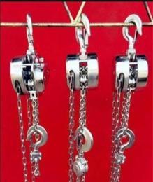 河北手牌1T 2T 3T不锈钢手拉葫芦大厂家生产售后有保障