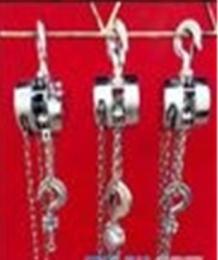 山西2T不锈钢手拉葫芦/不锈钢手拉葫芦价格厂家