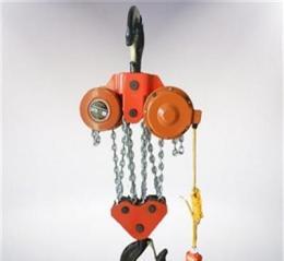 油罐专用群吊葫芦 DHP焊罐环链电动葫芦河北手牌专业制造