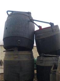 矿用吊桶 矿用吊桶是立井井筒