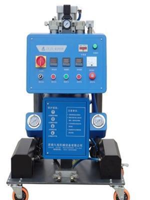 供应黑龙江牡丹江市外墙保温聚氨酯高压发泡机