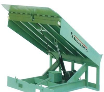 普宁升降机 固定式登车桥 仓库物流装卸平台