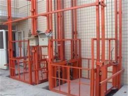廠家直銷廊坊升降機,石家莊導軌鏈條式升降貨梯