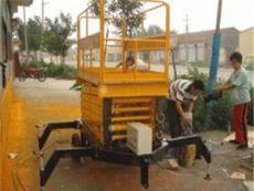 專業生產駐馬店升降機 洛陽二輪牽引式升降機