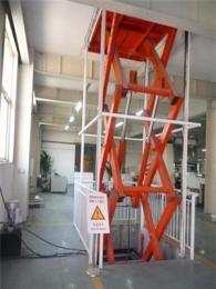 宿州液压升降机 固定式升降平台 剪叉式升降货梯