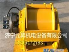 4吨液压卷扬机图片 广州元昇液压马达绞盘