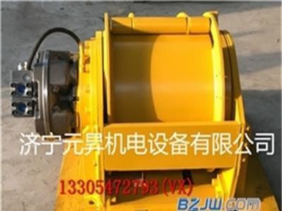 山西元昇5吨液压绞盘机价格 车用液压卷扬机型号