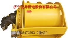 厂家直销1吨2吨3吨液压卷扬机 车用船用多功能液压绞车