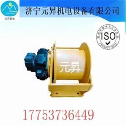 元昇生产直销打桩机10吨液压绞车立杆机用液压绞车