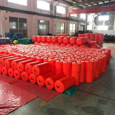 自動攔污設施塑料攔漂浮筒批發商