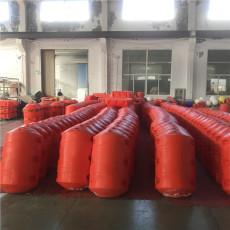 水面攔污排浮筒自由組合式攔污裝置