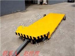 超低牵引平板拖车质量保证