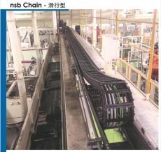 韓國進口CPS高速靜音滑行型拖鏈