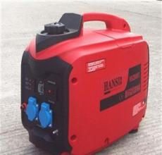 體積小環保省油數碼變頻發電機2KW選上海翰絲