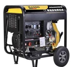 190A交流柴油發電電焊機價格