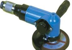 SJ-125A(90°)气动角向磨光机,SJ-125A(90°)气动角磨机