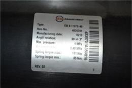 依博罗 EBRO ARMATUREN EB4.1SYD 气缸