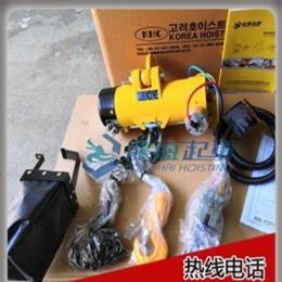 汽车制造专用KHC气动葫芦 3吨韩国KHC气动葫芦