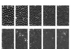 鑄鋼砂漿體射流加工技術應用于硬脆性材料微細加工