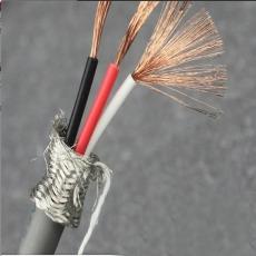 3芯屏蔽拖鏈電纜TRVVP柔性耐油信號控制電纜