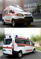 福特V362转运型救护车