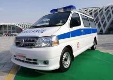 金杯阁瑞斯2.0新快运监护型救护车