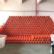 南寧河道攔垃圾浮筒塑料攔污漂經銷商