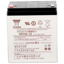 湯淺鉛酸蓄電池NP5-12 12V5AH/20HR醫療設備