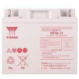 湯淺蓄電池NP38-12 12V38AH/20HR控制系統