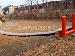 網紅橋占地面積