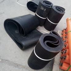 拋糧機黑色原裝帶/帶坑加厚拋糧帶輸送帶