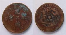 国内光绪元宝铜币市场私下交易价格