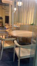 广州市肯麦家具餐厅桌椅订制