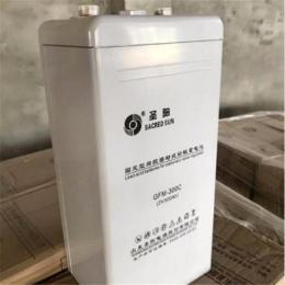 圣陽蓄電池GFM-300C 圣陽2v300ah鉛酸電池