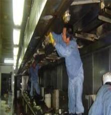浦東區大型酒店廚房油煙機專業清洗