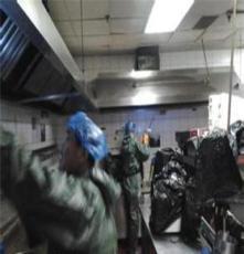 松江區新橋大型油煙機深度清洗,資深清洗專家