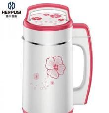 提供家用豆浆机代理 惠尔普斯D04放烫手设计和触摸按键设计