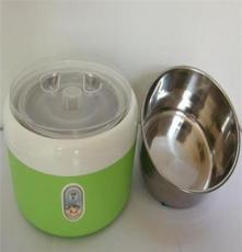 生產銷售 克美帝14A酸奶機 加厚不銹鋼內膽 15W 220V
