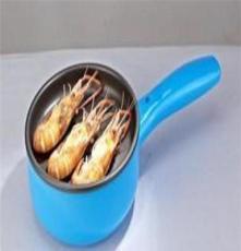 111生產銷售克美帝電煎鍋 煎蛋鍋器 350W 不粘鍋 自動斷電