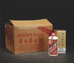 高青96年茅臺酒回收價格表潤時報價