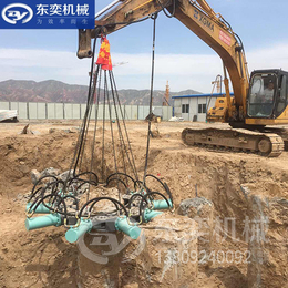 灌注樁頭液壓破碎機 供應截樁頭機器破樁機