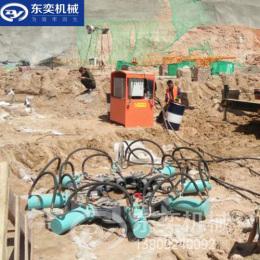 樁頭破碎機 混凝土灌注樁液壓破樁機