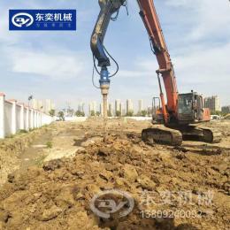 挖掘机螺旋钻孔机 种树挖坑机生产设备厂