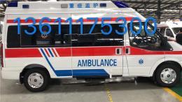 襄阳120救护车出租服务第一