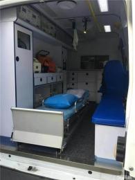 佛山跨省120救护车出租24小时服务