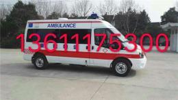 新余跨省120救护车出租价格多少欢迎咨询